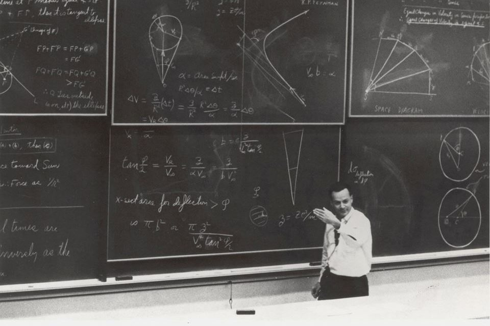 Η χαμένη διάλεξη του Feynman: η κίνηση των πλανητών γύρω από τον ήλιο