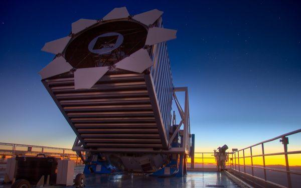 SDSS: Η  πληρέστερη  χαρτογράφηση του σύμπαντος