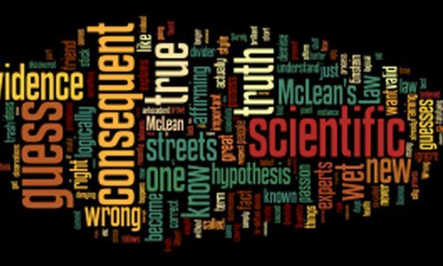 Για την επιστημονική αλήθεια