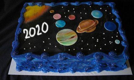 Κοπή βασιλόπιτας Ωρίωνα και αστρονομικά γεγονότα 2020 – 22/1 20:00