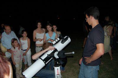 Αστροπάρτυ 15/6/2007 - Πανεπιστήμιο