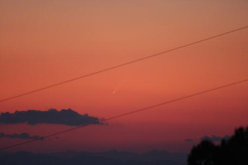 Κομήτες-Διάττοντες