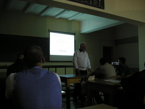 Διαλέξεις 2005-2006