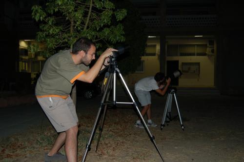 Μερική Έκλειψη Σελήνης (7/9/2006)