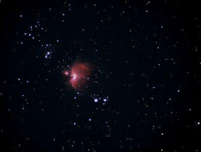 Μ42 - Νεφέλωμα Ωρίωνα