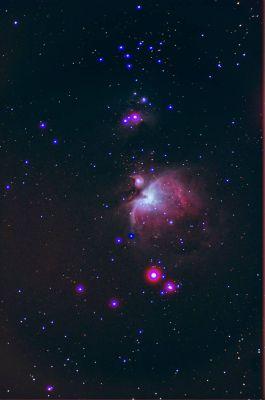 Νεφέλωμα Ωρίωνα (Μ42)