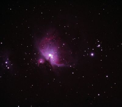 Μ42 Orion Nebula