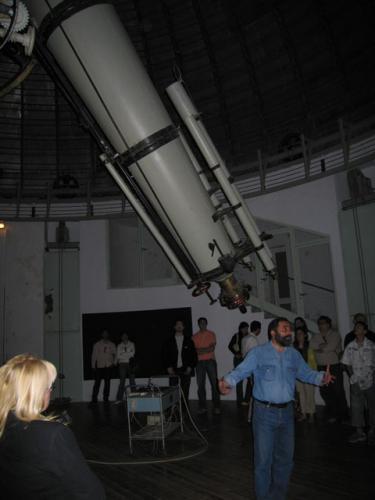Εκδρομή Πλανητάριο & Αστεροσκοπείο Πεντέλης (22/5/2005)