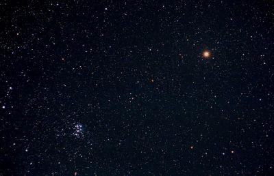 Άρης και Πλειάδες