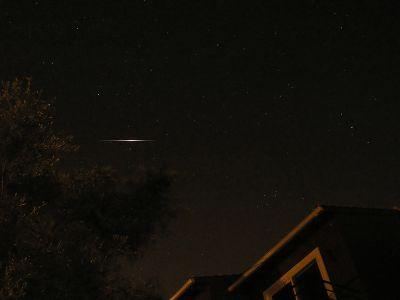 Iridium flash